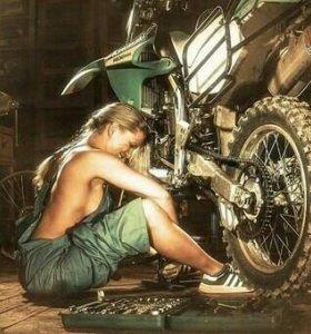 Выездной ремонт мототехники(Снегоходов)