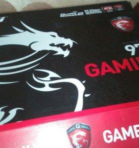 MSI 970 Gaming (новая)