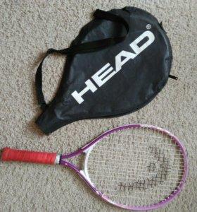 Ракетка для большого тенниса, детская