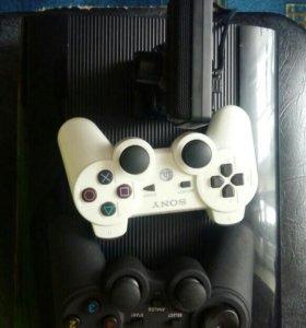 PS3 500ГБ(Лицензия)