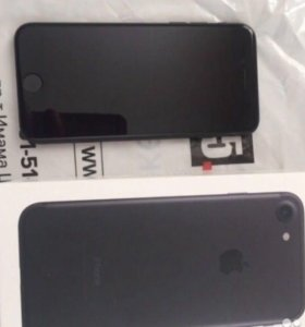 Айфон 7 32 black mat