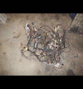 Электропроводка шкода Октавия