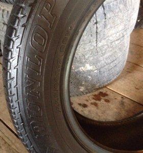 Шины Dunlop Япония продам 225/60/r17