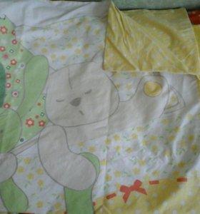 Постельное белье для дет.кроватки