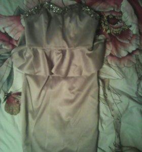 Платье-футляр(фото неудачное)