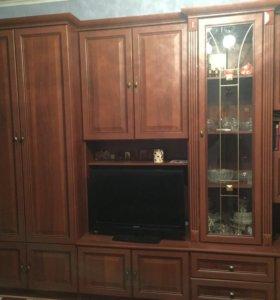 Стенка в гостиную + шкаф