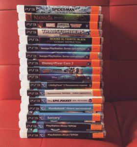 Детские игры на Sony PlayStation 3