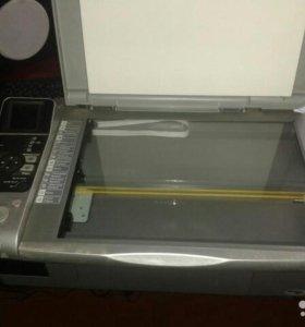 Принтер Epson три в одном