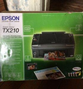 Принтер EPSON TX210