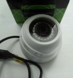 Камеры видеонаблюдения для помещения