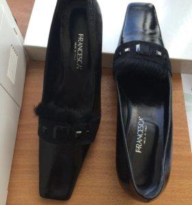 Туфли осенние (Италия) Francesca