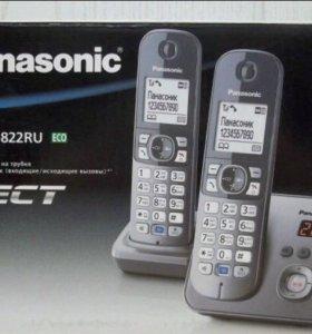 Panasonic KX-TG6822Ru, радиотелефон