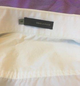 Оригинальная мужская рубашка DSQUARED2