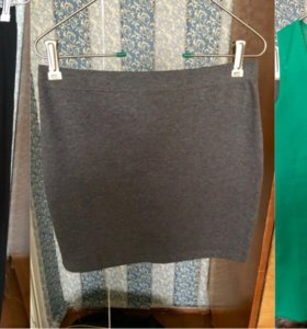 Лосины, юбка, блуза