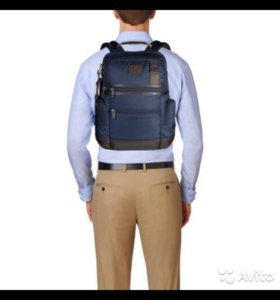 Рюкзак Tumi 222681NVY2 Alpha Bravo Knox Backpack