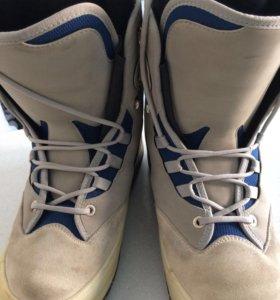 Ботинки для сноуборда HBS