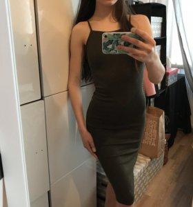 Платье BERSHKA 🍀