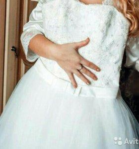 Свадебное платье, в отличном состоянии