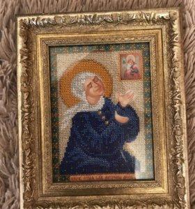 Икона св. Матрона Московская