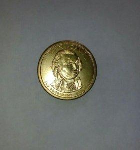 Юбилейные монеты США