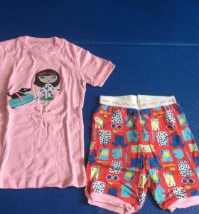Новая пижама babyGap 5 лет