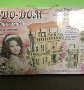 Кукольный домик для Барби, Винкс и др