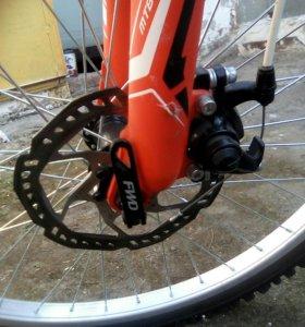 Велосипед forward titan