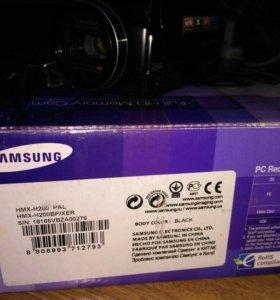 Видеокамера Samsung HMX-H200BP/XER