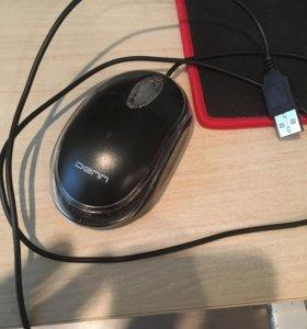 Мышь оптическая