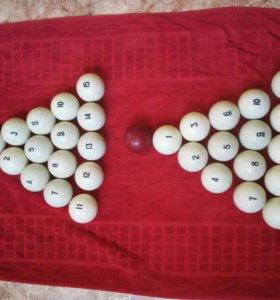 Бильярдные шары