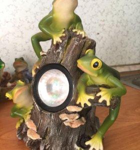 Лягушки фонарики