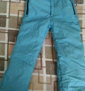 Зимние штаны 116.