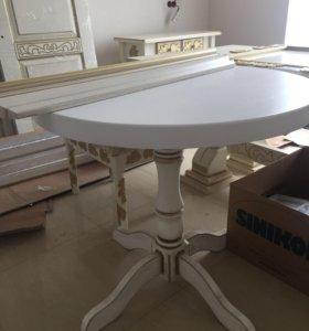 Новый стол дуб