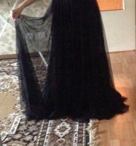 Невероятное вечернее платье
