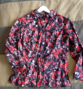 Женская рубашка 48р