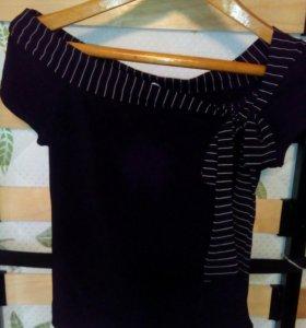 Блузка, футболка, размер 42-44