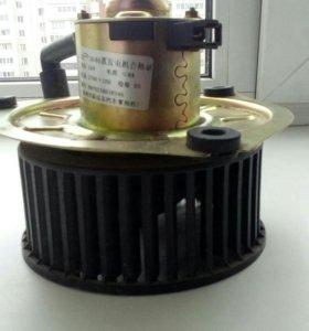 Мотор отопителя салона