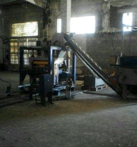 Оборудования для производства блоков