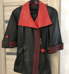 Кожаная куртка kircilar