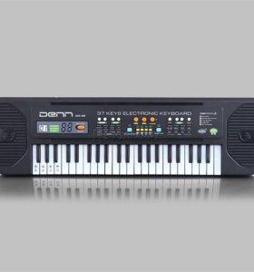Новый Электронный синтезатор Denn