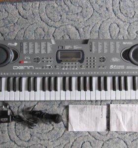 Новый синтезатор Denn