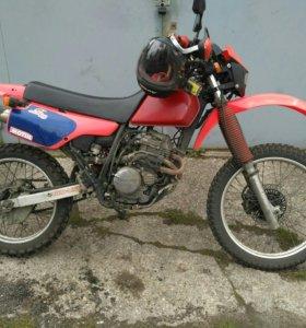 Honda XLR 250 R