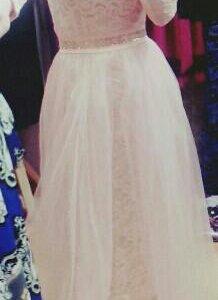 Платье, Вечернее платье