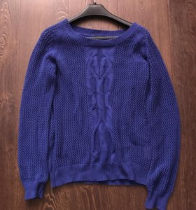 Прозрачный свитер