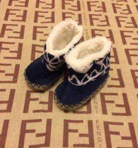Обувь для новорождённого