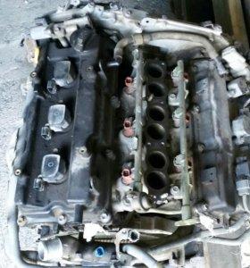 Двигатель Nissan Teana J31 VQ23DE