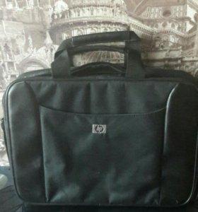 Фирменная сумка для ноутбука HP