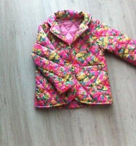 Куртка пиджак р.74-80