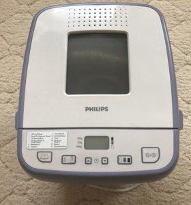 Хлебопечка Philips