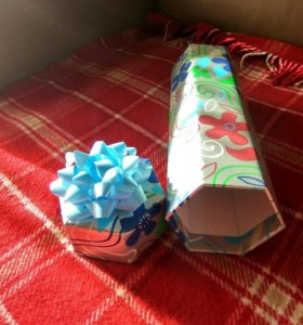 Коробка упаковка для подарка